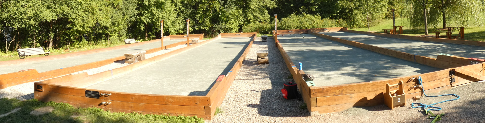 Burlington Bocce Club